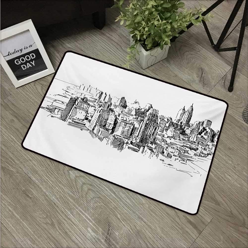 HRoomDecor - Alfombrillas de Cocina, diseño de Puente Manhattan ...