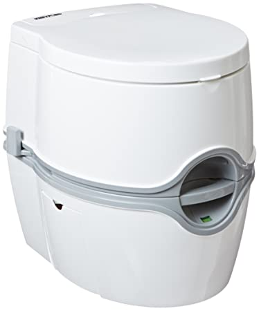 Porta Potti Curve Portable Toilet for RV | camping | vans | trucks |  healthcare |