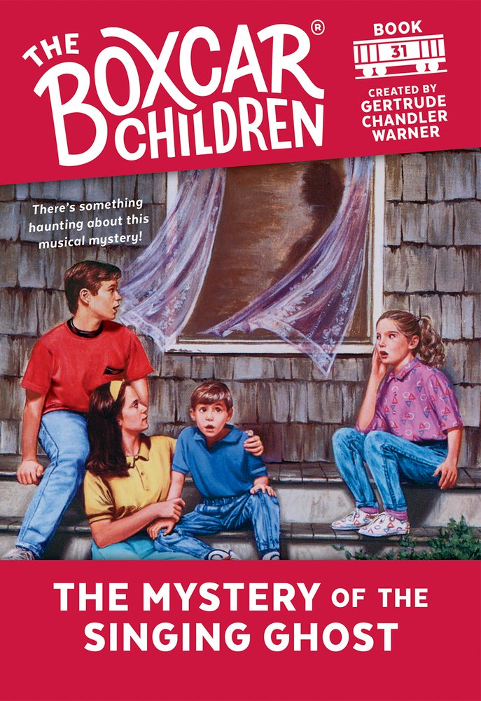 Read Online The Mystery of the Singing Ghost (Boxcar Children #31) PDF
