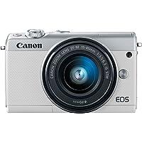 Deals on Canon EOS M100 Digital Camera w/15-45mm Lens Refurb