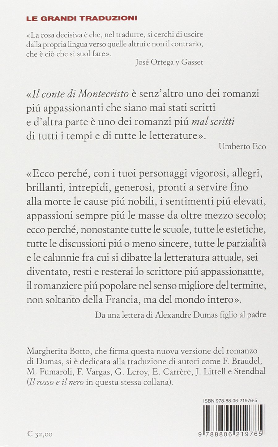 Il conte di Montecristo (Supercoralli): Amazon.es: Alexandre Dumas, M. Botto: Libros en idiomas extranjeros