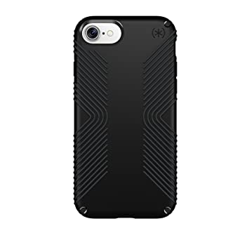 Speck Products Presidio Grip Cell Phone Case For I Phone 7   Black, 79987 1050 by Speck