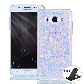 Funda Samsung Galaxy J5 2016 SM-J510F Bling Case OuDu ...