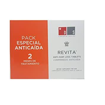Revita Comprimidos Anticaida duplo 30 comp + 30 comp