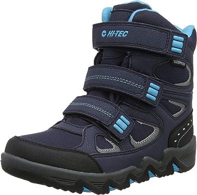 Hi-Tec Girls/' Thunder Waterproof Junior High Rise Hiking Boots