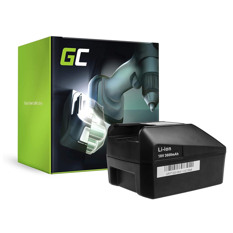 grande sconto verde verde verde Cell® Utensili Elettrici Batteria per FEIN ABS 18 (Li-Ion celle 3 Ah 18V)  ti renderà soddisfatto