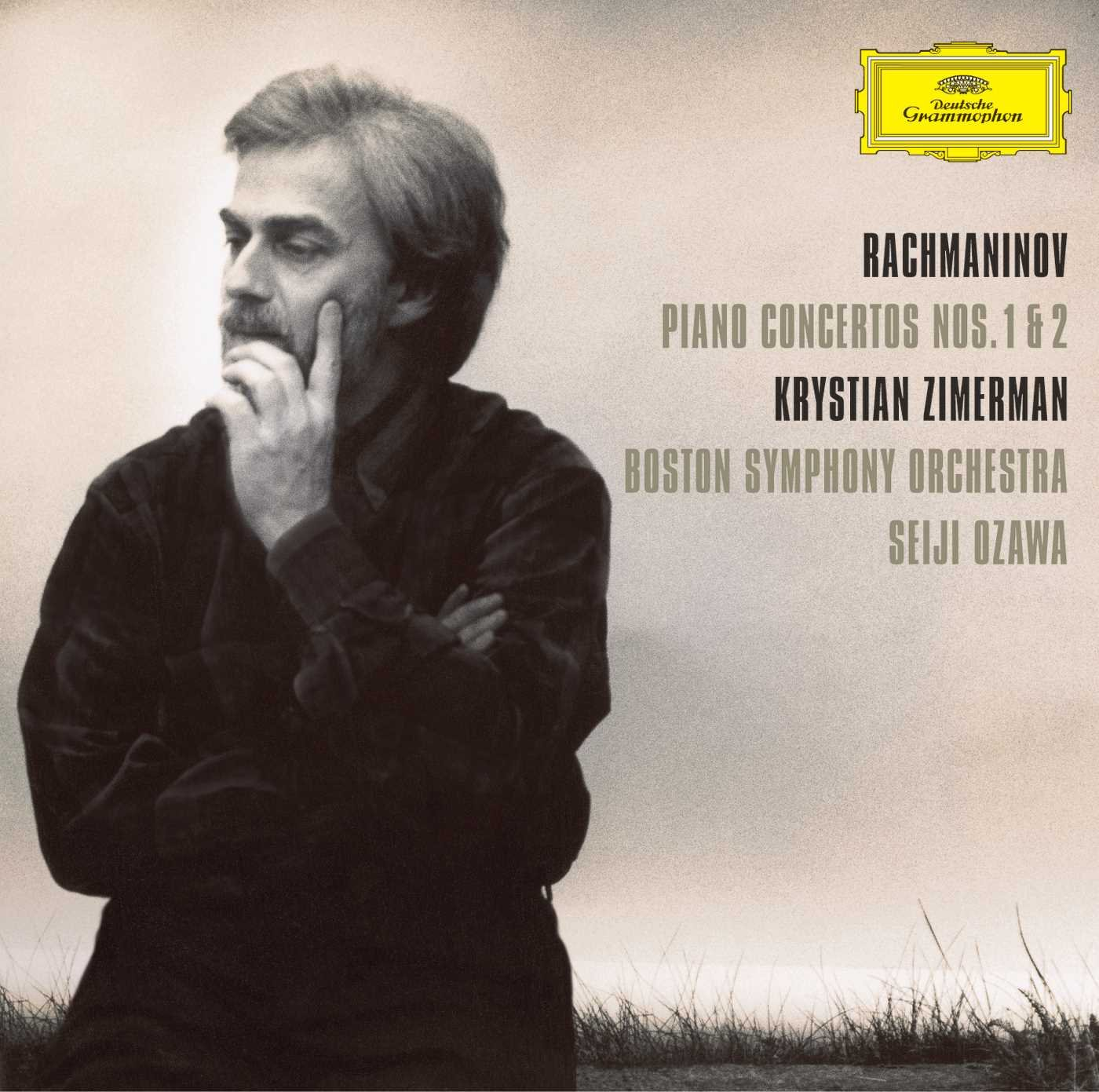 Krystian Zimerman - Piano Ctos 1 & 2 (CD)