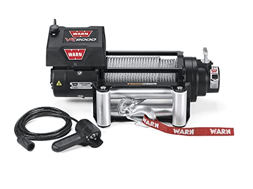 Warn 8624-Vr8000 – Best Budget Winch
