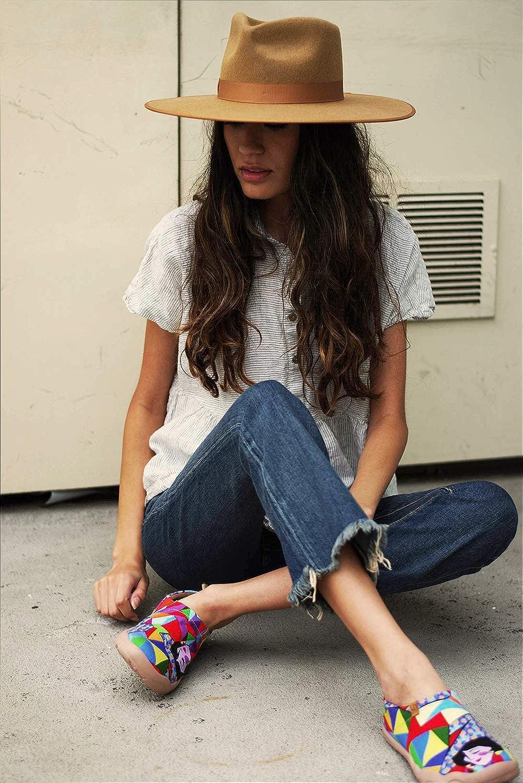 UIN - Zapatillas de Lona para Mujer, Color, Talla 38 EU: Amazon.es: Zapatos y complementos