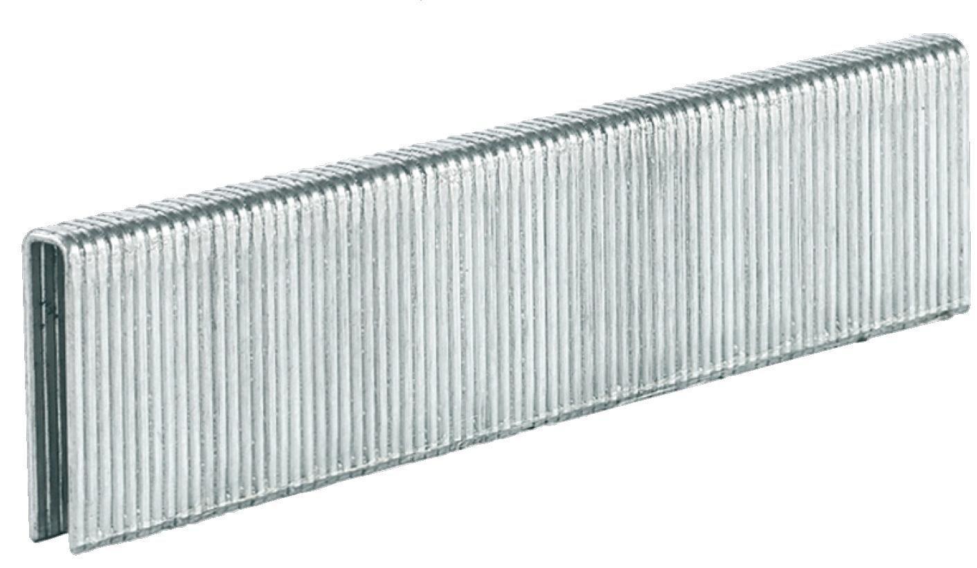 Einhell Klammern, Stk 5x16mm Pack de 3000 Grapas para DTA 25 (5 x 16 mm), Plata 3000 Stk 5x16mm Accesorio de herramientas neumáticas