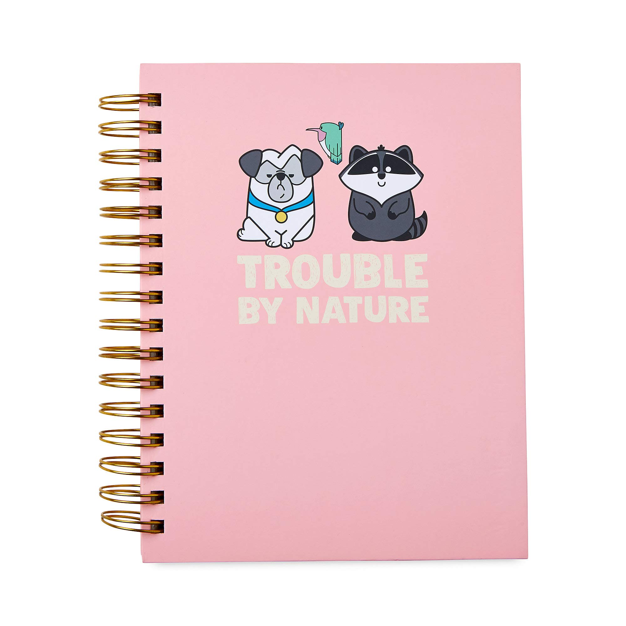Disney Percy, Flit, and Meeko ''Trouble by Nature'' Journal - Pocahontas