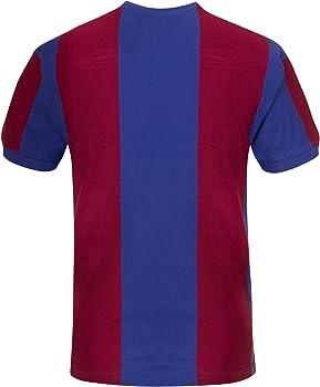 FCB FC Barcelona - Camiseta de la Primera equipación - para Hombre ...