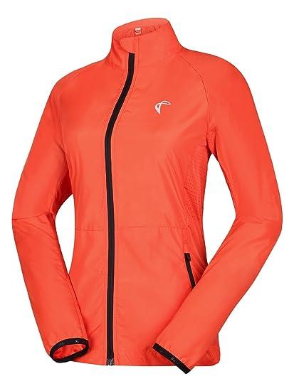 443bbd21c971 Buy J. Carp Women's Packable Windbreaker Jacket, Lightweight and ...
