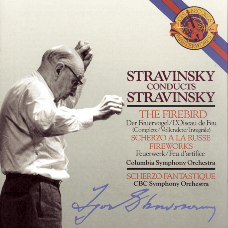 Igor Stravinsky Columbia Symphony Orchestra CBC Symphony