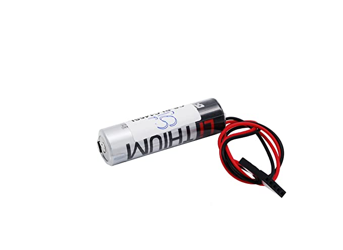 Amazon.com: Cameron Sino 2000mAh Replacement Battery for Toshiba ER6V, Yaskawa 479348-1: Home Audio & Theater