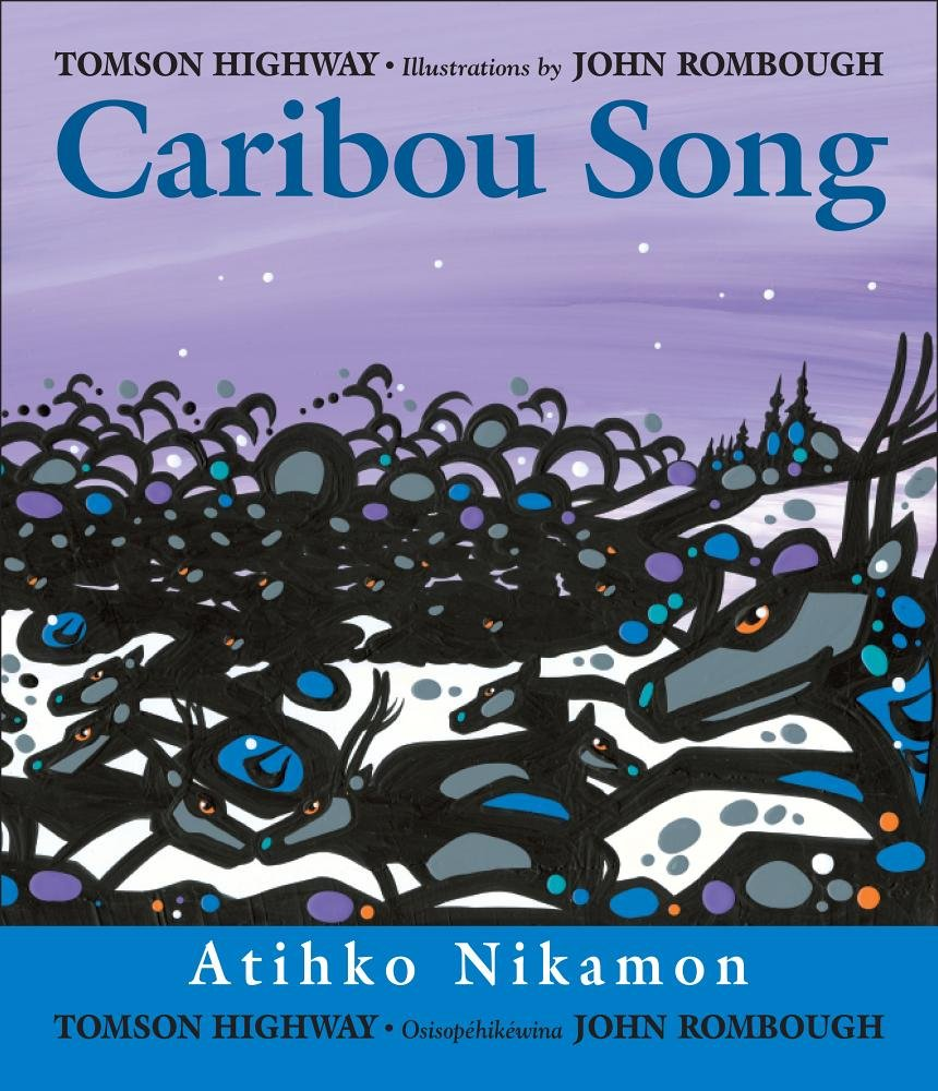 Read Online Caribou Song (Songs of the North Wind) pdf