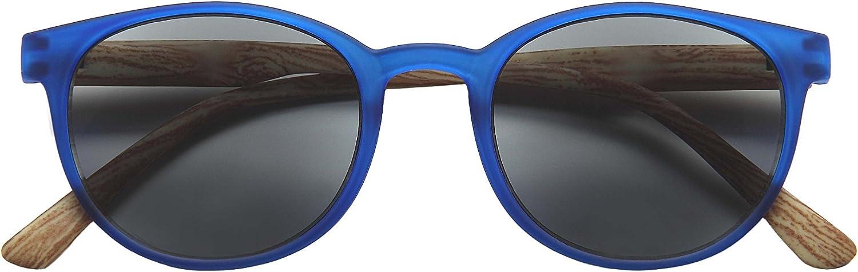 SOL BLUE RUBBER - Gafas de Lectura Solar - 2.50