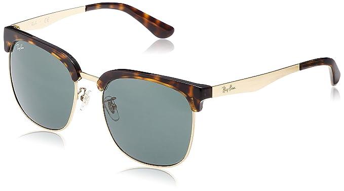 adc4024c10e Ray-Ban RB3565D - 043 71 Sunglasses  Amazon.co.uk  Clothing