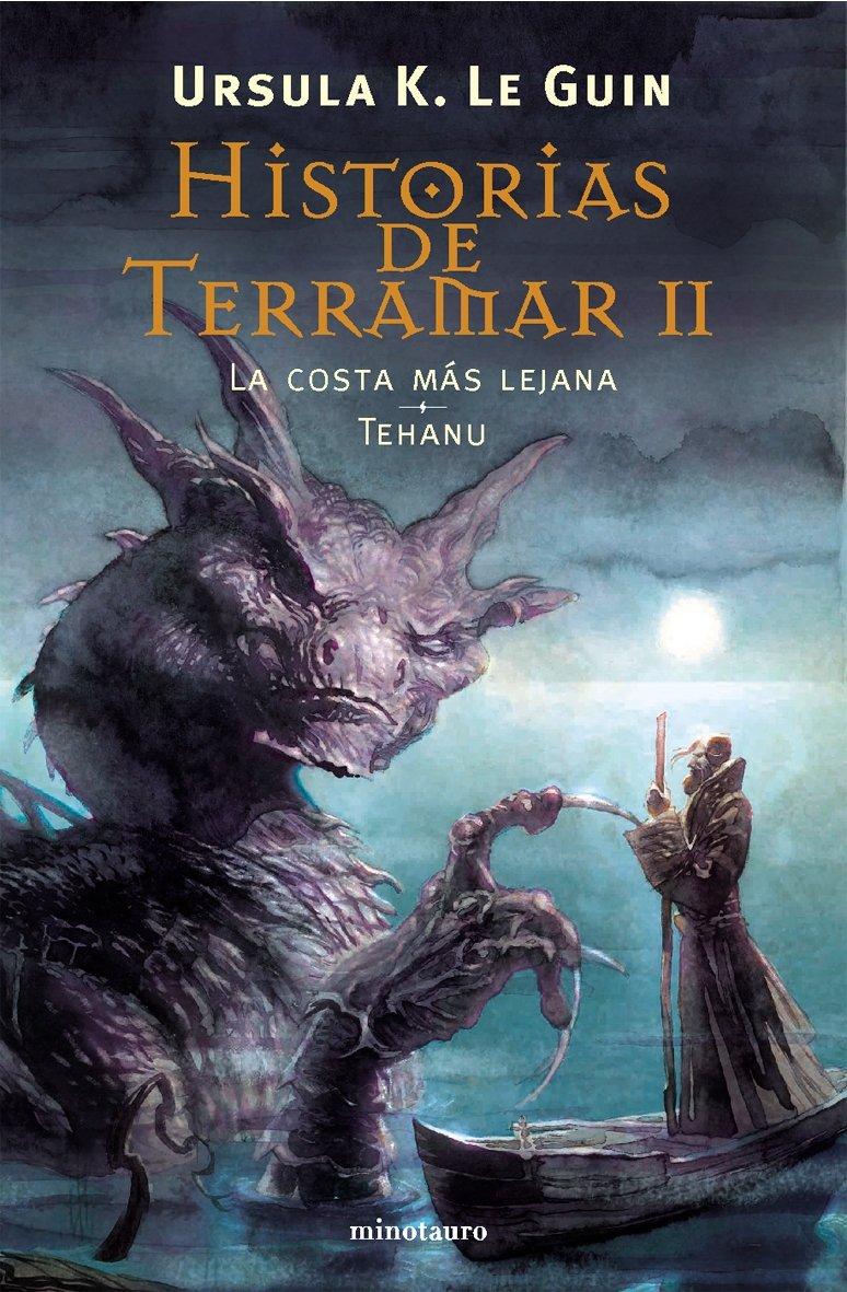 Historias De Terramar Ii Biblioteca Ursula K Le Guin Spanish Edition Le Guin Ursula K 9788445074848 Books