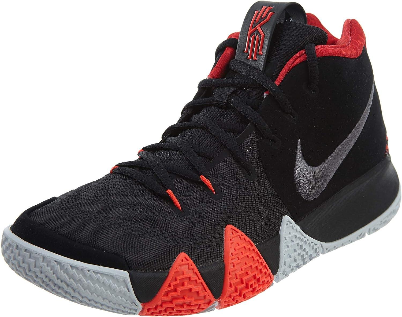 Nike Kyrie 4 Black/Dark Grey