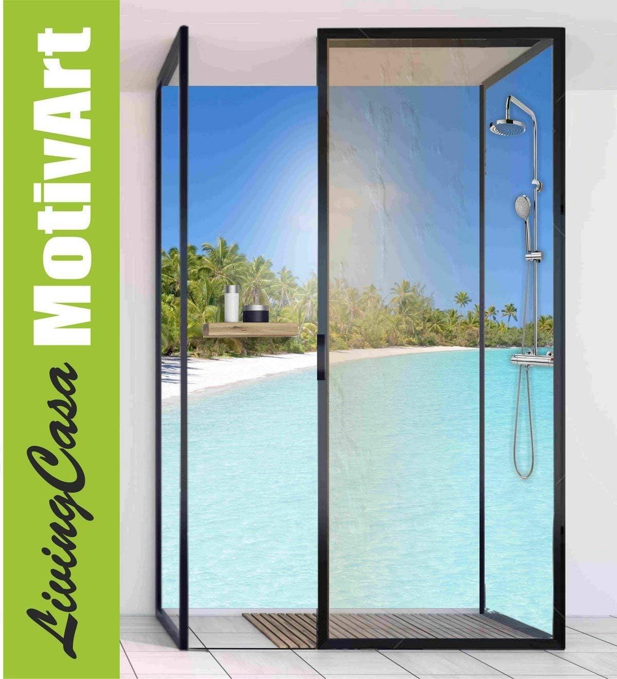 Mampara de ducha de esquina, pared posterior de aluminio, sol ...