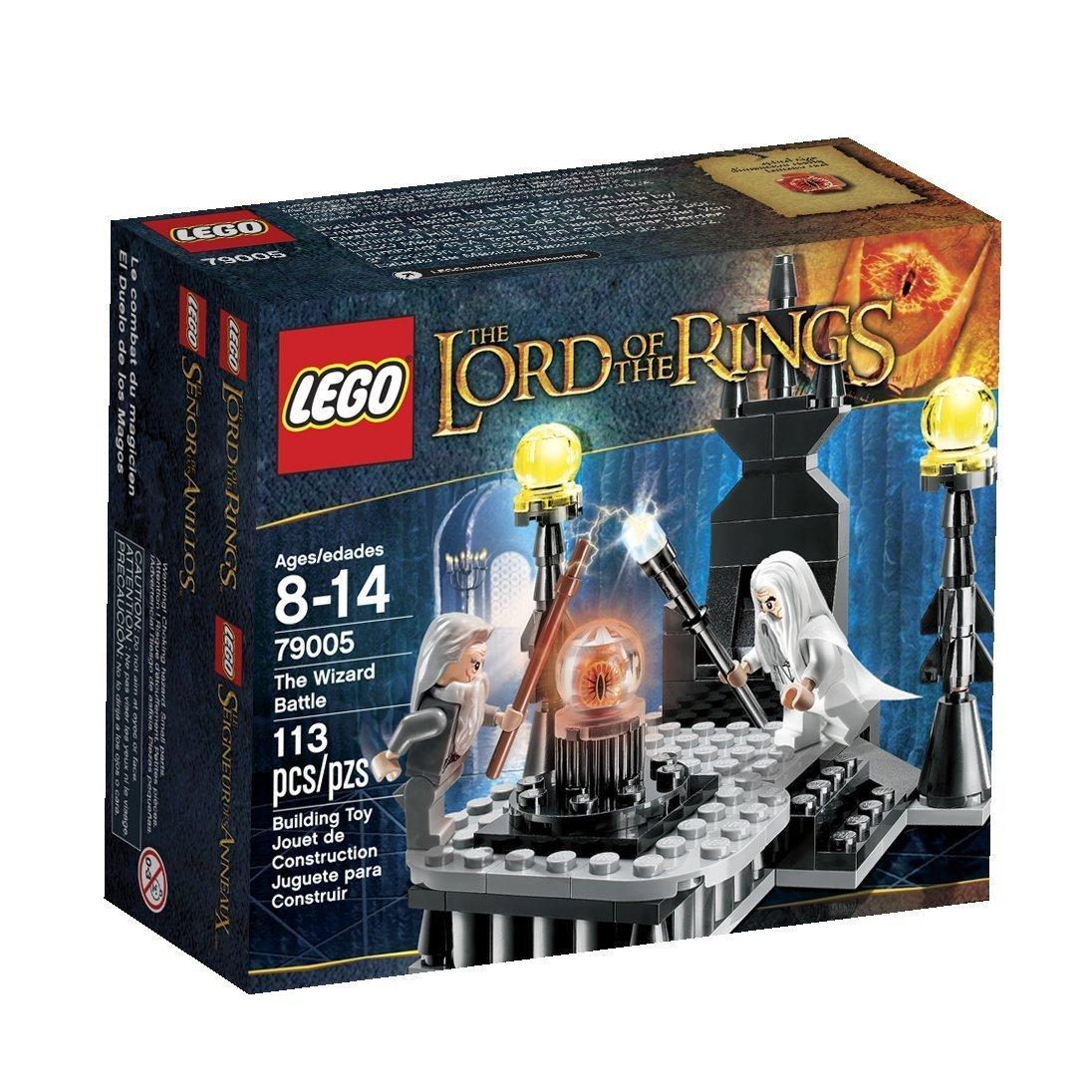 LEGO Lord Of The Rings 79005 The Wizard Battle [並行輸入品]   B01HKN9TMO