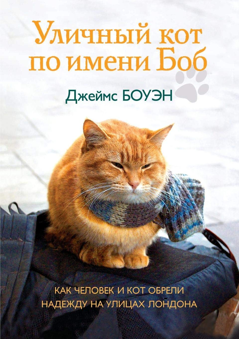 Download Street cat named Bob (Russian Edition) ebook