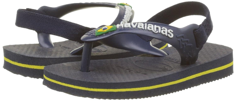 Havaianas Baby Brasil Logo II Kids Sandals