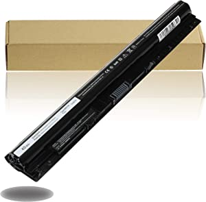 M5Y1k Laptop Battery for Dell Inspiron 14 3451 3452 17 5755 Inspiron 15 3000 5000 3551 5558 5559 5759 Vostro 3458 3459 3468 3558 Series Fit GXVJ3 W6D4J 6YFVW VN3N0 [ 14.8V 40Wh ]