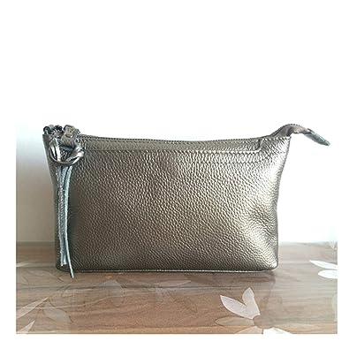 Cowhide Genuine Leather Women Messenger Bags Tassel Crossbody Bag Female  Fashion Shoulder Bags for women Clutch ce02243e9a5a8