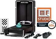 Matter & Form Mfs1V2 3D Scanner V2 +Quickscan, 65 Second Scans, Black