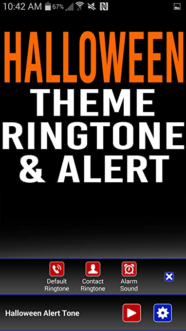 amazoncom halloween movie theme ringtone appstore for android