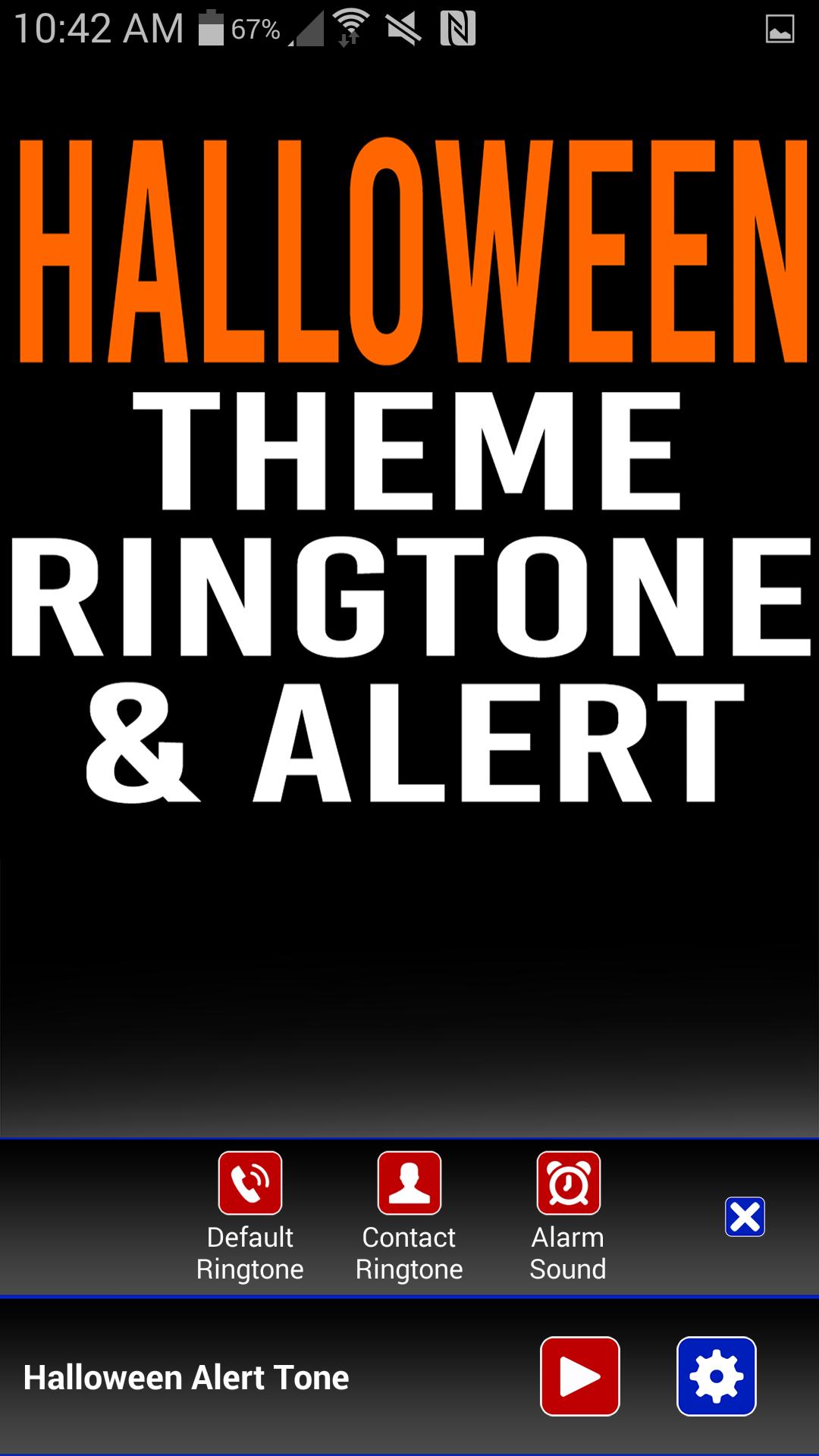 amazoncom halloween movie theme ringtone appstore for android