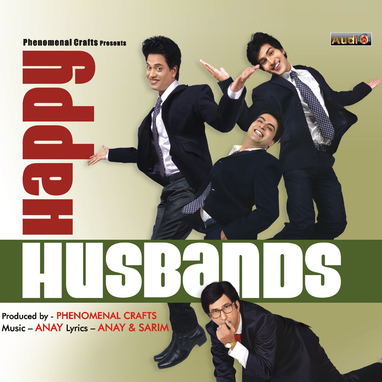 Anay Ishq Victor Sunidhi Chauhan Naresh Iyer Javed Ali Hamza Happy Husbands 2011 Hindi Music Bollywood Songs Film Soundtrack Indian Music Cd Amazon Com Music Happy hardy and heer movie song. anay ishq victor sunidhi chauhan