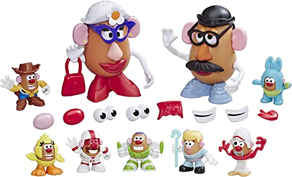 Amazon Com Mr Potato Head Disney Pixar Toy Story 4 Andy S Playroom Potato Pack Toy For Kids Ages 2 Up Toys Games This was the first scary story ever narrated by mr. mr potato head disney pixar toy story 4 andy s playroom potato pack toy for kids ages 2 up