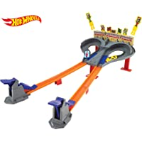 Hot Wheels Super Speed Blastway Track Set [Amazon Exclusive]