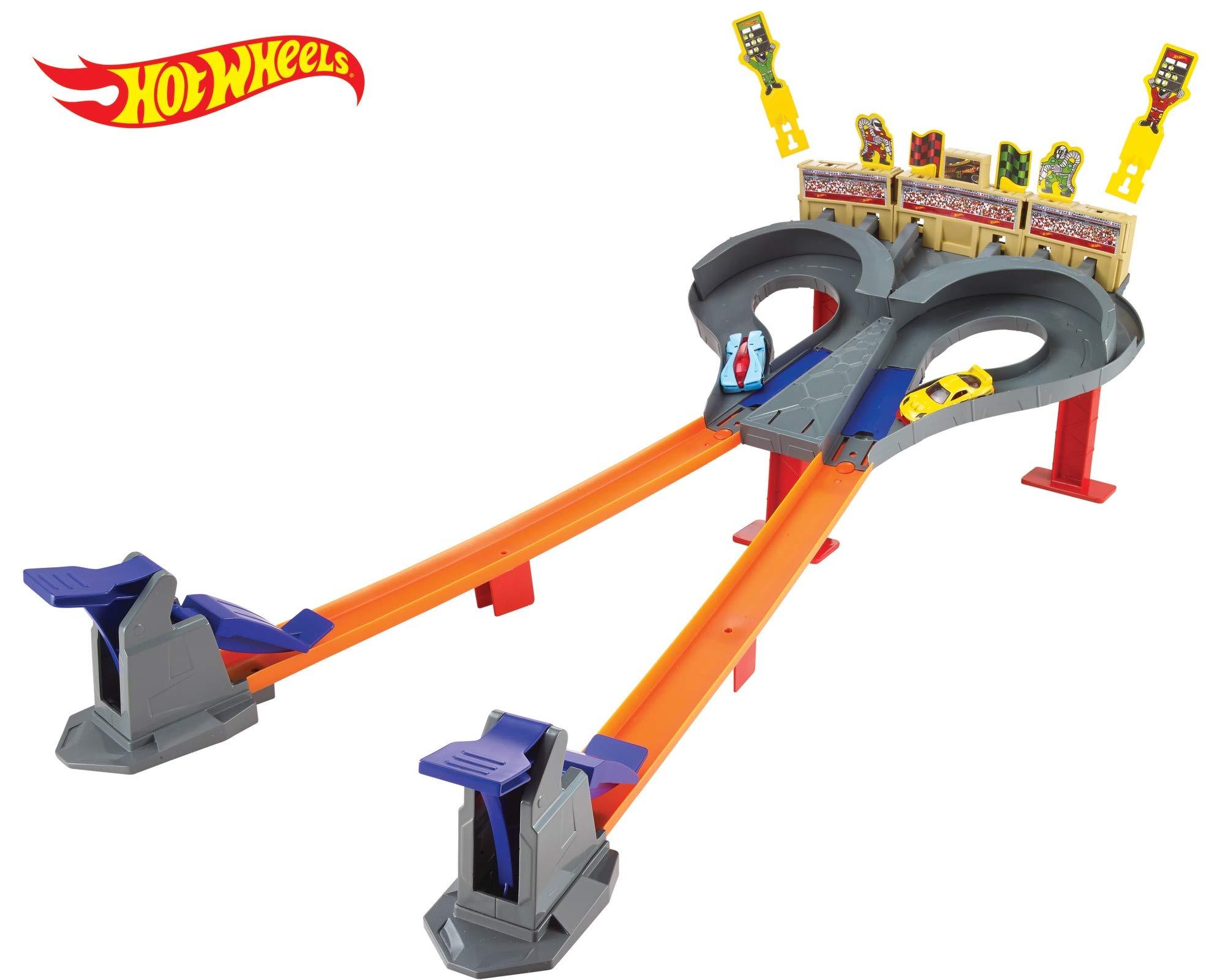 Hot Wheels Super Speed Blastway Track Set [Amazon Exclusive] by Hot Wheels