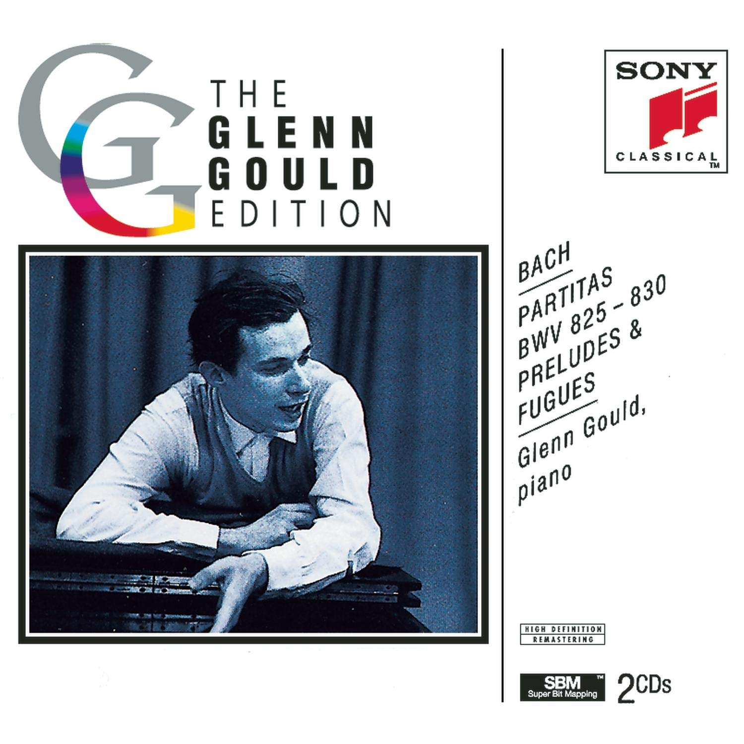 Glenn Gould Edition - Bach: Partitas, Preludes & Fugues by Sony Classical