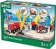Brio - 33208 - Circuit Transfert de Marchandises - Rail / Route
