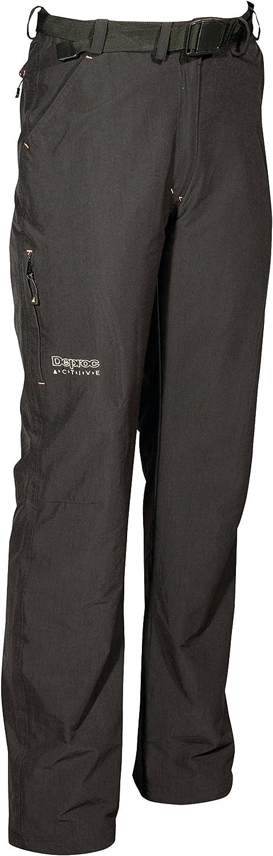 DEPROC active Mujer Pantalones elásticos Invierno Pantalones y Pantalones térmicos
