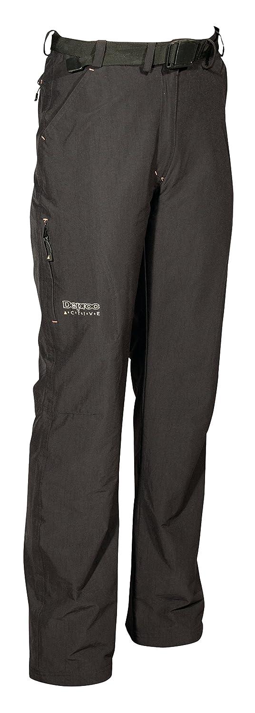 DEPROC active Mujer Pantalones elásticos Invierno Pantalones y Pantalones térmicos, otoño/Invierno, Mujer, Color Negro - Negro, tamaño 58 [DE 56]