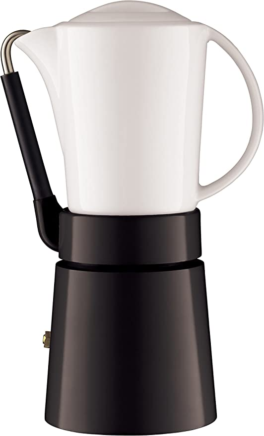Amazon.com: Aerolatte Cafe Porcellana Espresso, Negro ...
