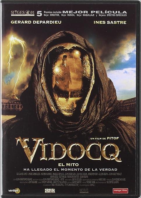 Vidocq [DVD]: Amazon.es: Varios, Pitof: Cine y Series TV