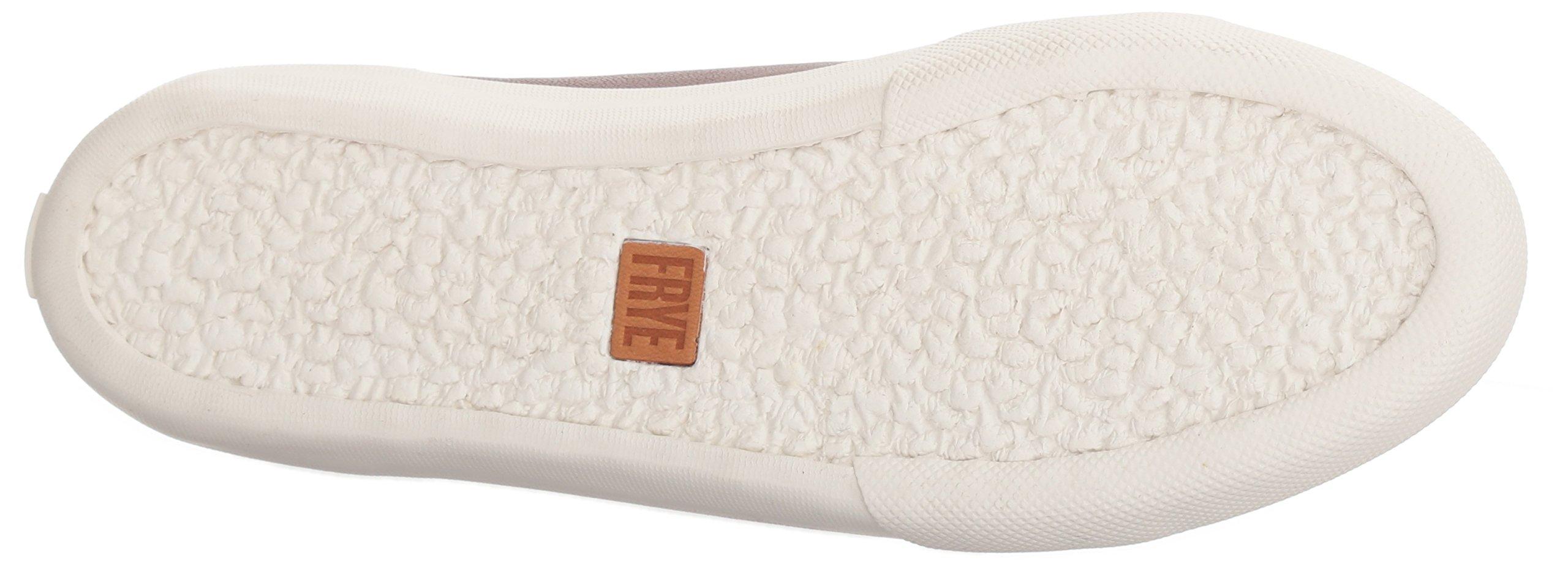 FRYE Women's Maya Low Lace Sneaker, Cement, 6.5 M US by FRYE (Image #3)