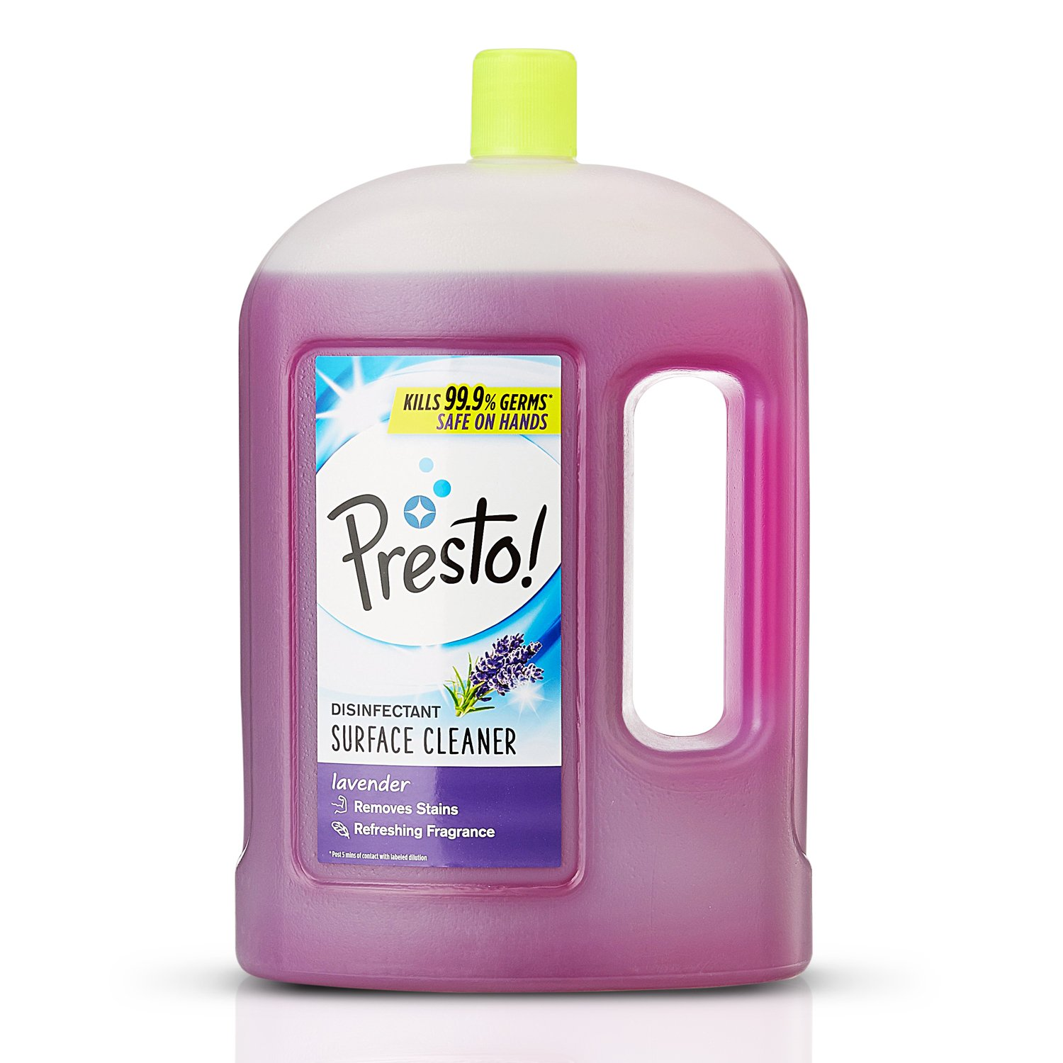 Amazon Brand – Presto! Disinfectant Floor Cleaner