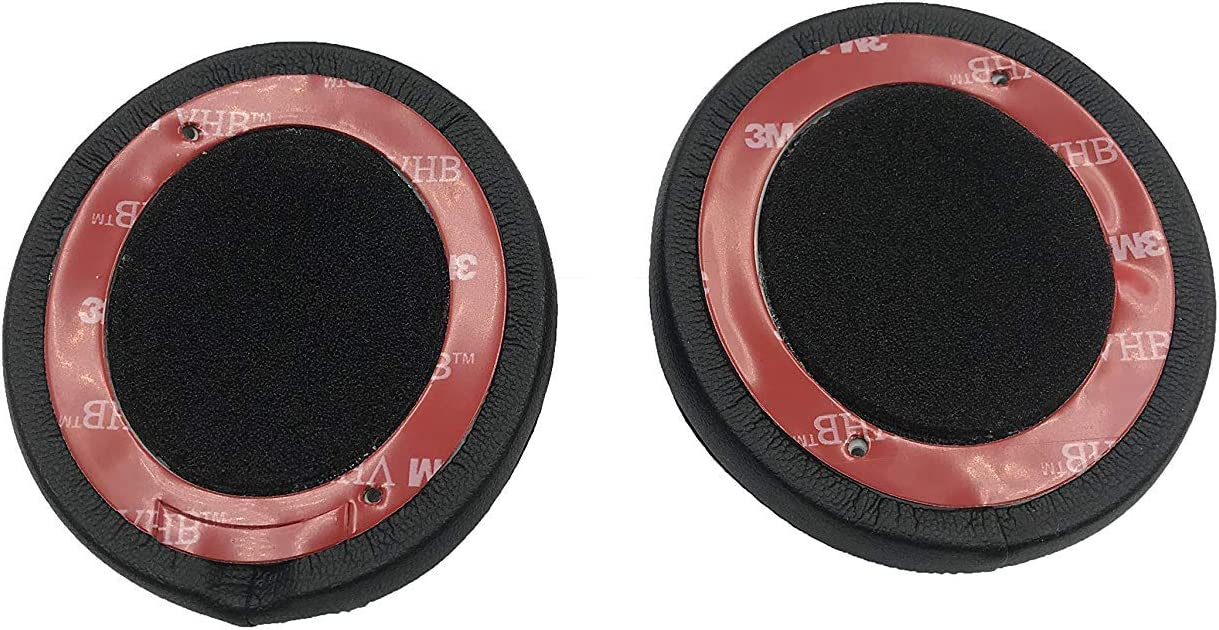 Amazon Com Replacement Earpads Cushion Cover For Beats Solo 2 Solo 3 Wireless Headphones Solo3 Black Home Audio Theater