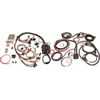 amazon com painless 20122 direct fit mustang chassis harness 1969 rh amazon com Universal Painless Wiring Harness Painless Wiring Harness Jeep