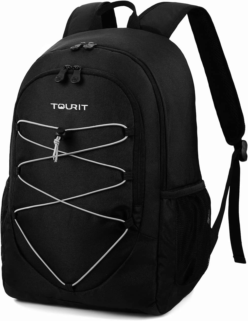 Cool Bag Rucksack 25L Large Insulated Backpack Leakproof Insulation Backpack Thermal Portable Cooler Backpack for Camping Hiking Lunch Picnic Daypack Lightweight Waterproof