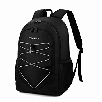ab9506289b4ae TOURIT Cool Bag Rucksack Lightweight Cooler Bag Backpack 30 Cans Large  Capacity Insulated Rucksack Hiking Picnic