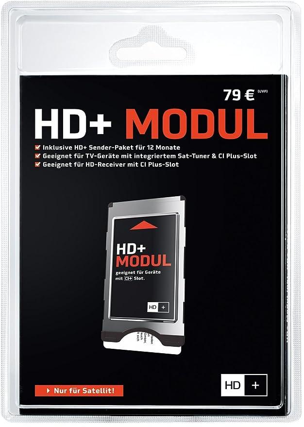 HD PLUS CI Modul für 12 Monate inkl HD Karte bedingt geeignet
